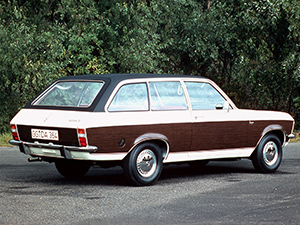 Opel Ascona 5 дв. универсал (A)