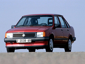 Opel Corsa 4 дв. седан (A)