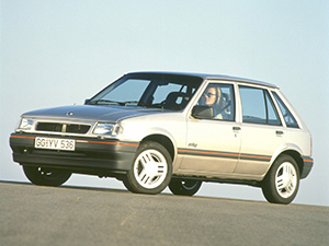 Opel Corsa 5 дв. хэтчбек (A)