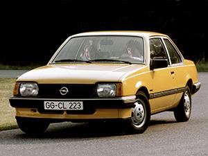 Opel Ascona 2 дв. седан (C)