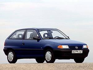 Opel Astra 3 дв. хэтчбек (F)