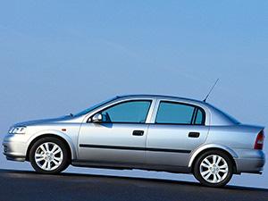 Opel Astra 4 дв. седан (G)