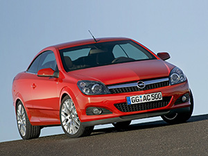 Opel Astra 2 дв. кабриолет (H)