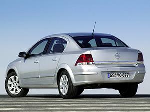 Opel Astra 4 дв. седан (H)