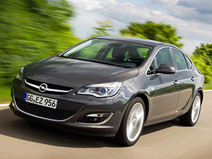 Opel Astra 4 дв. седан (J)