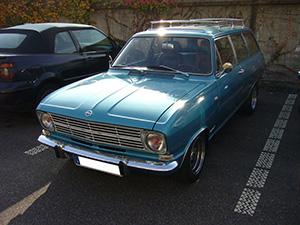 Opel Kadett 5 дв. универсал (B)