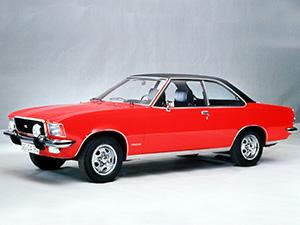 Opel Commodore 2 дв. купе (B)