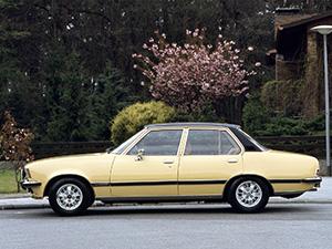 Opel Commodore 4 дв. седан (B)
