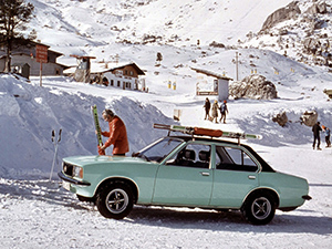 Opel Ascona 4 дв. седан (B)