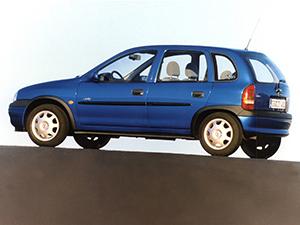 Opel Corsa 5 дв. хэтчбек (B)