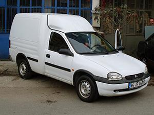 Opel Combo 5 дв. минивэн (B)