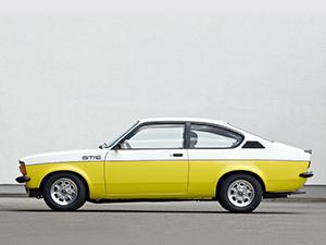 Opel Kadett 3 дв. хэтчбек (C)