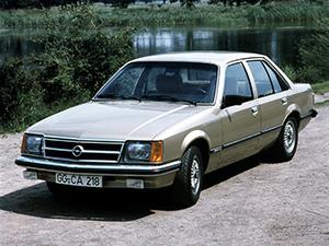 Opel Commodore 4 дв. седан (C)