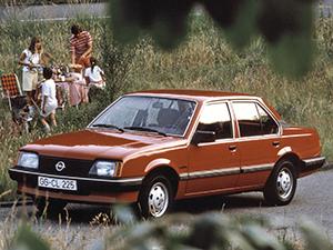 Opel Ascona 4 дв. седан (C)