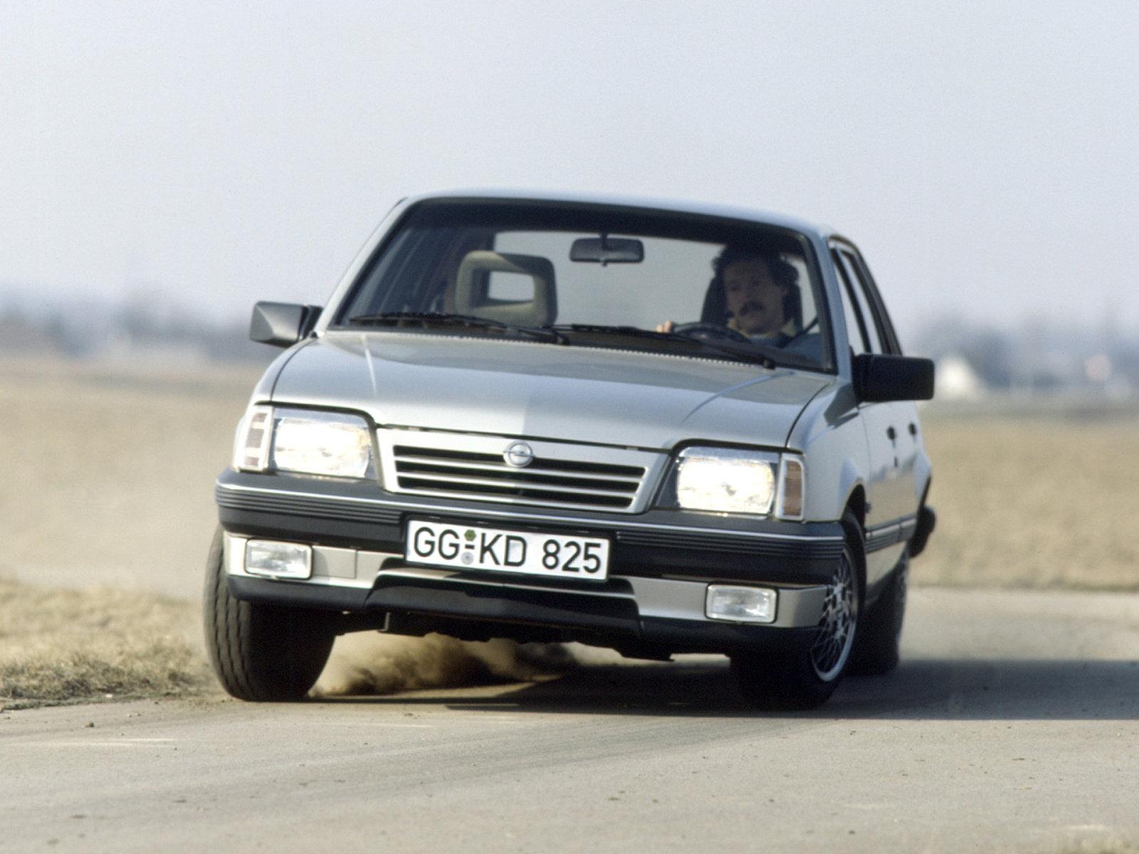 AUTO.RIA – Опель Аскона 1984 года в Украине - купить Opel ...