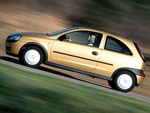 Opel Corsa 3 дв. хэтчбек (C)