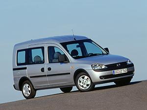 Opel Combo 5 дв. минивэн (C)