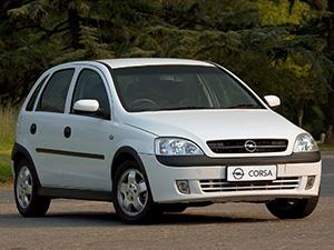 Opel Corsa 5 дв. хэтчбек (C)