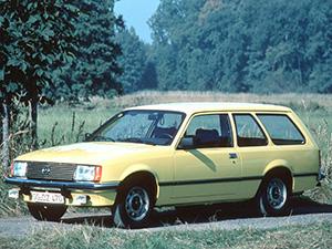 Opel Record 3 дв. универсал Caravan