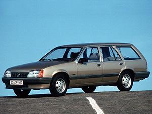 Opel Record 5 дв. универсал Caravan