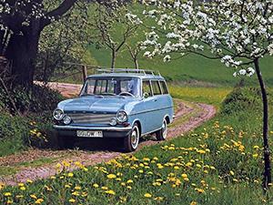 Opel Kadett 3 дв. универсал Caravan (A)