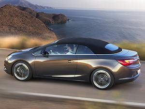 Opel Cascada 2 дв. кабриолет Cascada
