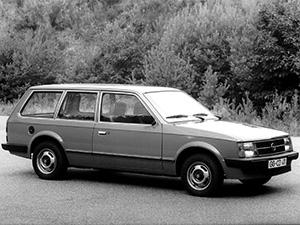 Opel Kadett 3 дв. универсал Combi (D)