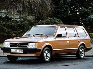 Opel Kadett 5 дв. универсал Combi (D)