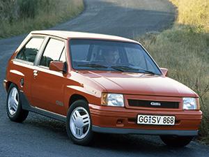 Opel Corsa 3 дв. хэтчбек (A)