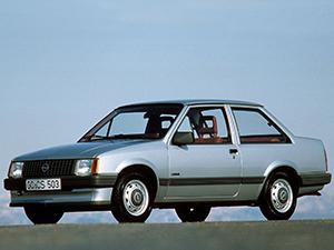 Opel Corsa 2 дв. седан (A)