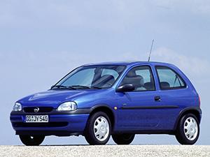 Opel Corsa 3 дв. хэтчбек (B)