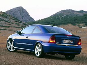 Opel Astra 2 дв. купе Coupe (G)