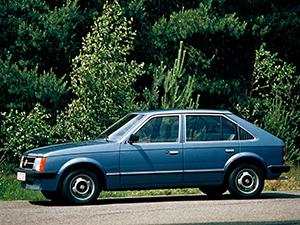 Opel Kadett 3 дв. хэтчбек (D)