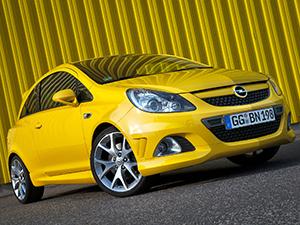 Opel Corsa 3 дв. хэтчбек (D)