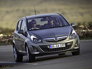 Opel Corsa 5 дв. хэтчбек (D)
