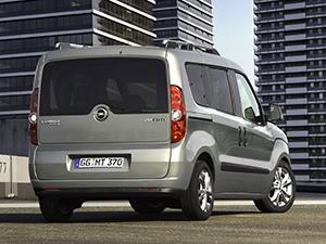 Opel Combo 5 дв. минивэн (D)
