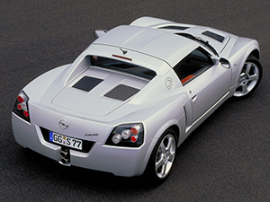 Opel Speedster 2 дв. кабриолет (E00)