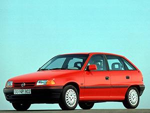 Opel Astra 5 дв. хэтчбек (F)