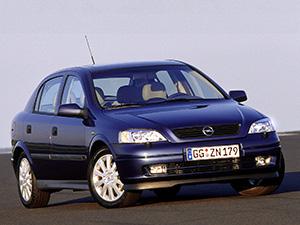 Opel Astra 5 дв. хэтчбек (G)