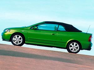 Opel Astra 2 дв. кабриолет (G)