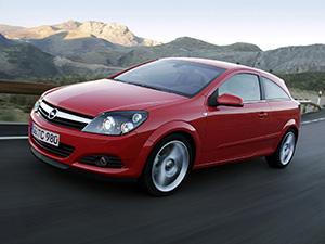 Opel Astra 3 дв. хэтчбек GTC (H)