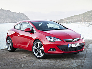 Opel Astra 3 дв. хэтчбек GTC (J)