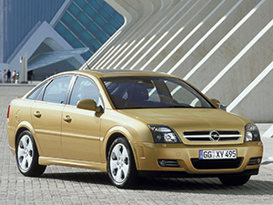 Opel Vectra 5 дв. хэтчбек GTS