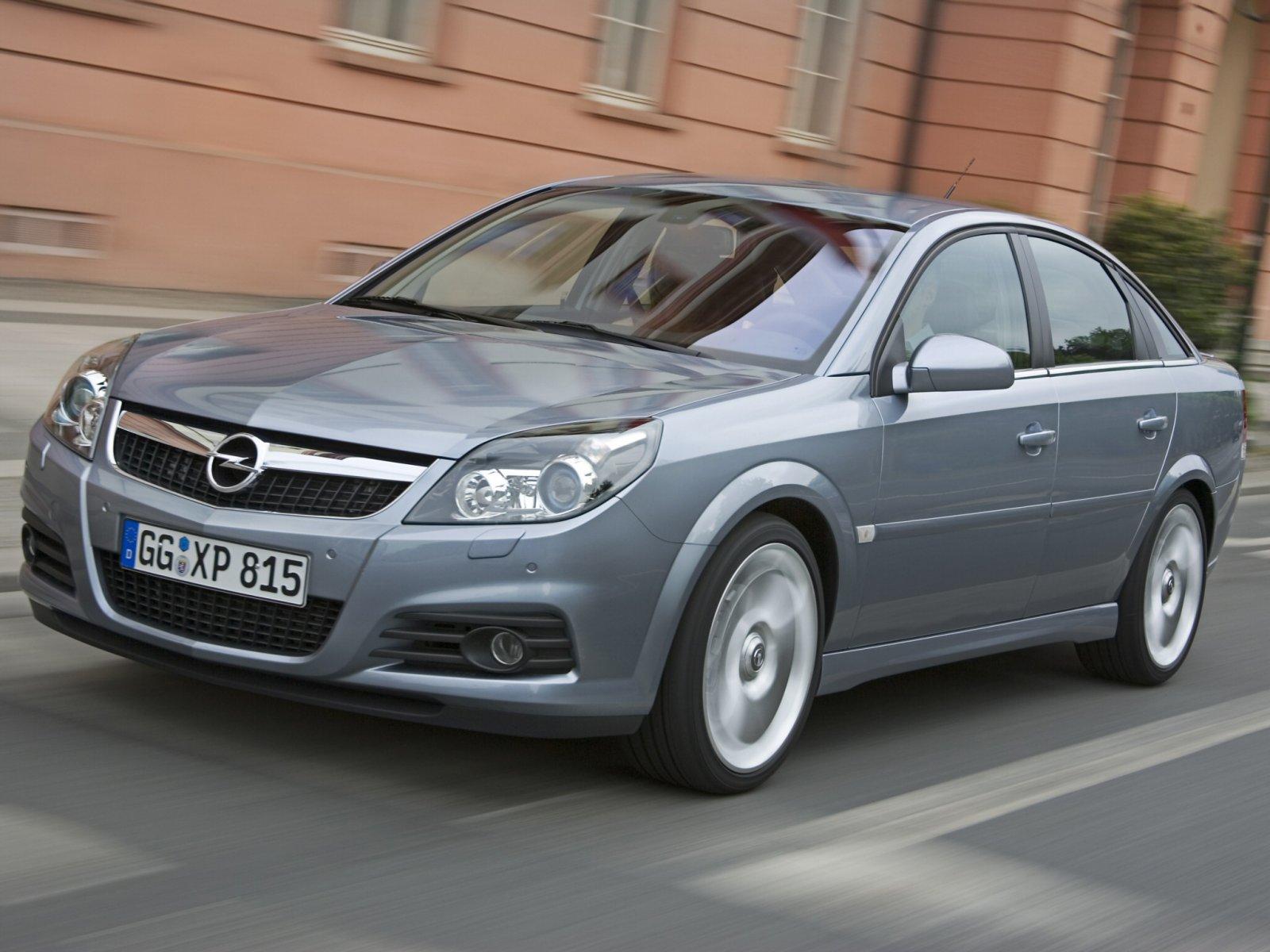 Opel (Опель) Vectra GTS 2005-2009 г.