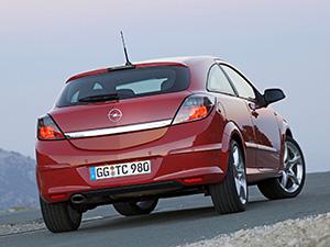Opel Astra 3 дв. хэтчбек (H)