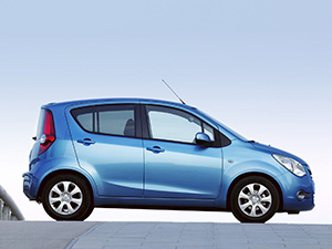 Opel Agila 5 дв. минивэн (H-B)