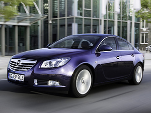 Opel Insignia 4 дв. седан Insignia