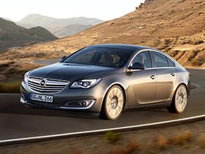 Opel Insignia 5 дв. хэтчбек Insignia