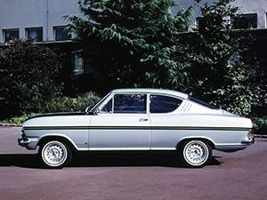Opel Kadett 3 дв. универсал (B)