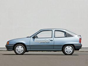 Opel Kadett 3 дв. хэтчбек (E)